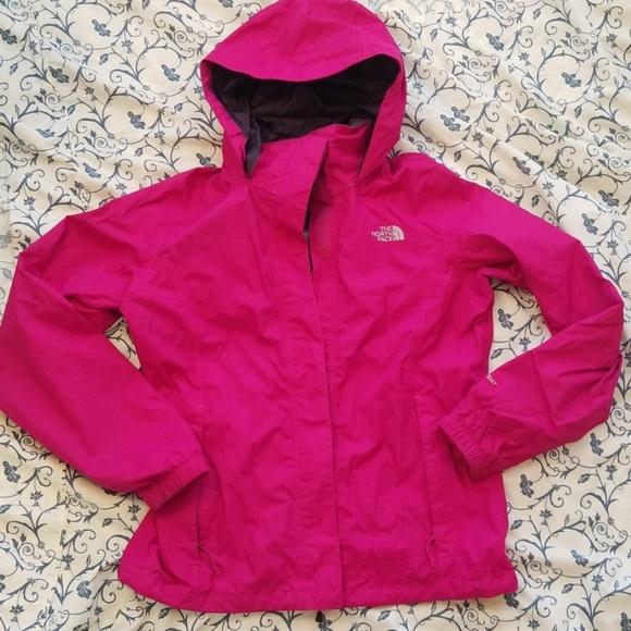 d4c86d7d4 The North Face women's pink jacket size M
